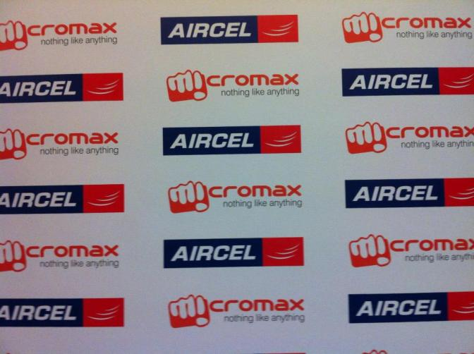 Aircel Micromax OFFER