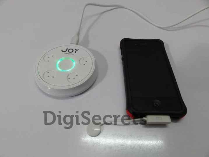 Joyfactory ZipMini Touch-n-Go Multi Charging Station (4)