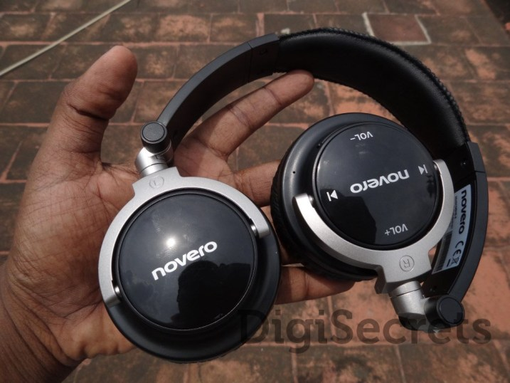 Novero Rockdale Bluetooth Stereo Headphone (4)