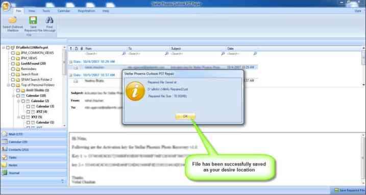 Outlook PST Repair 6