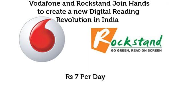 Vodafone and Rockstand