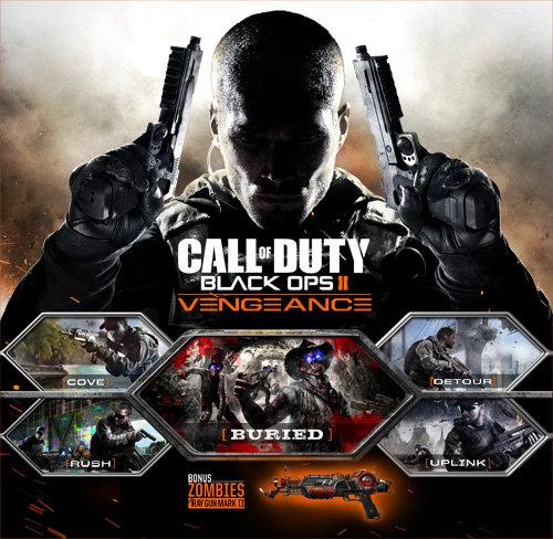 Buy Call Of Duty Black Ops 2 II Vengeance DLC GIFT
