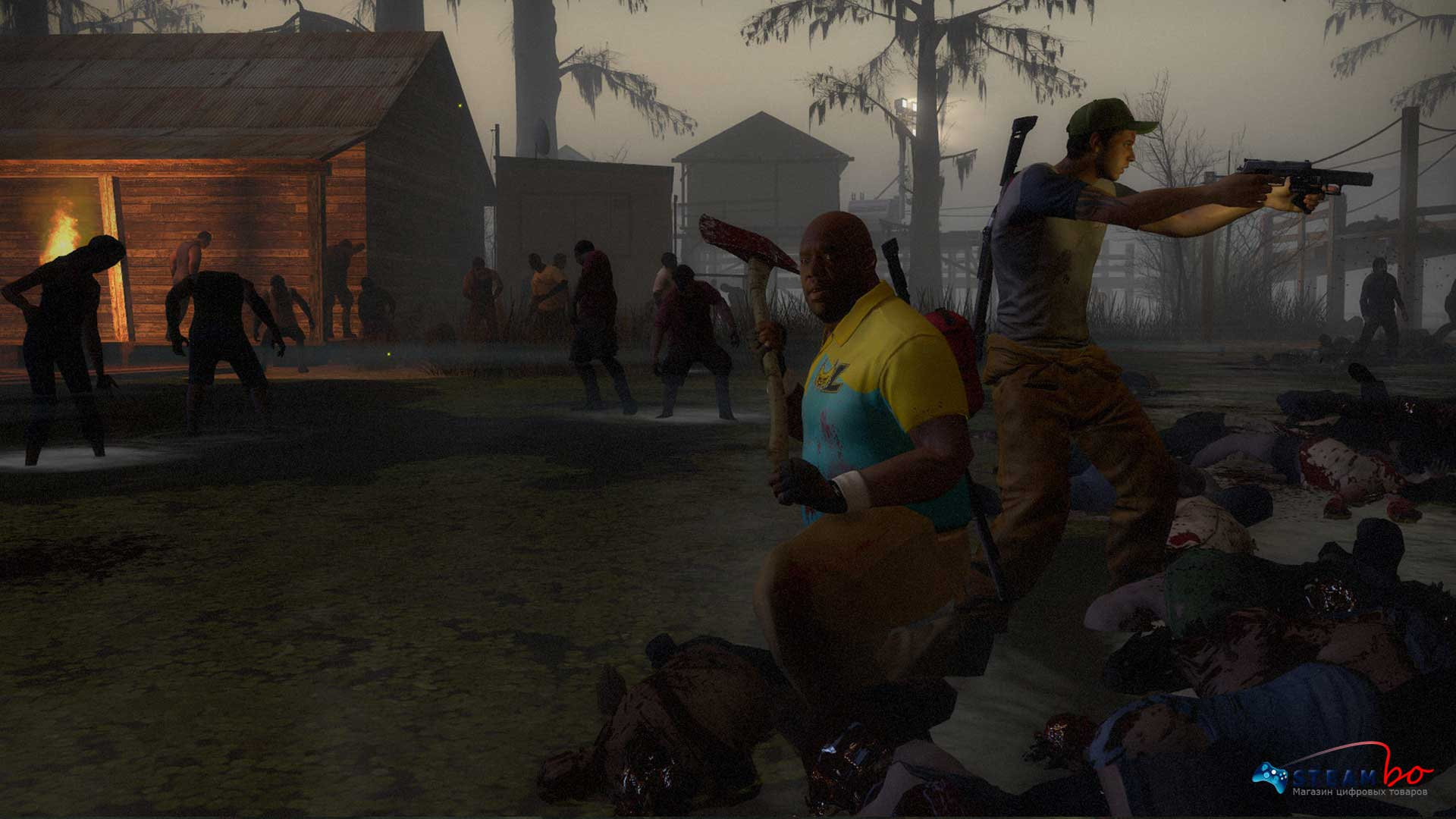 Buy Left 4 Dead 2 Region Free Steam T Key And Download