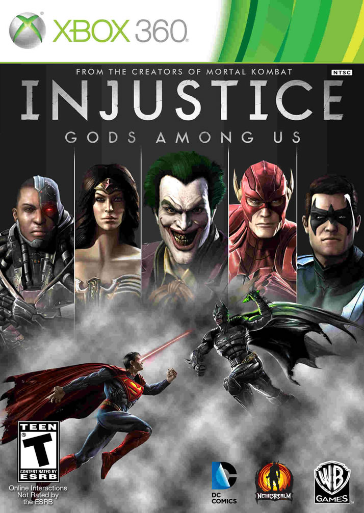 Buy Injustice Gods Among Us Sombie XBOX 360 ACCOUNT And Download