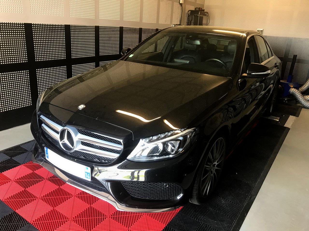 Mercedes C180 CDI 116