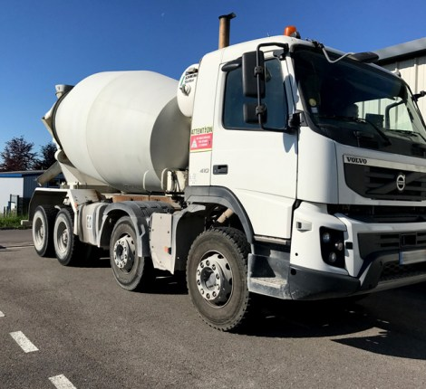 Suppression AdBlue sur Volvo FM FMX 410 Euro 5 de 2010