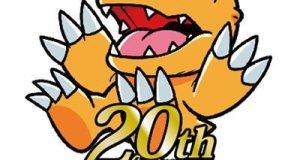 Digimon vigésimo aniversario