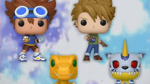 Digimon Funko Pop