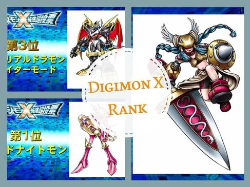 Digimon X Rank