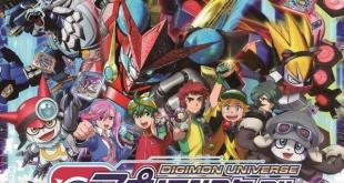 Digimon Univser Appli Monsters CDs