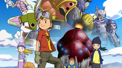 Digimon Frontier BluRay Box