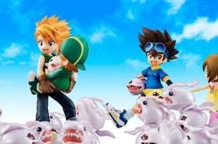 GEM Figuras: Taichi, Hikari, Yamato, Takeru
