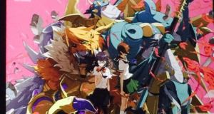 Digimon Adventure Tri 5 Kyosei
