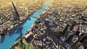 London Within the WRLD platform