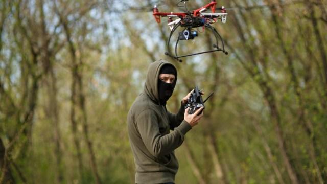Drones regulations UK