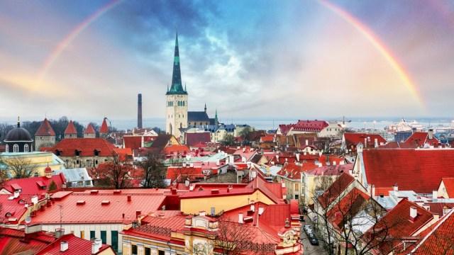 Talinn Estonia - Where Cryptographic identity is flourishing