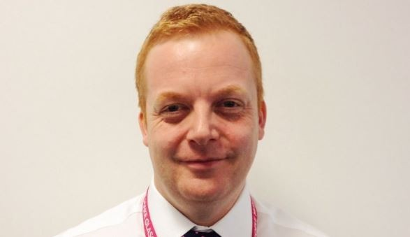 Dr Colin Birchenall
