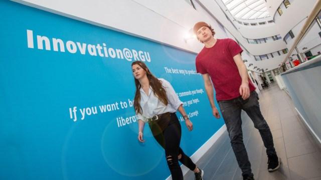 RGU Creative Accelerator Programme
