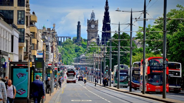 Vodafone 4G Edinburgh