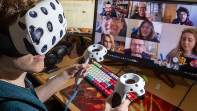VR platform