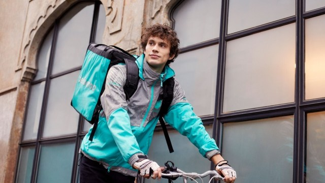 Deliveroo investment deal