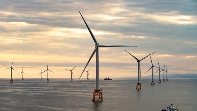 Scottish wind farm