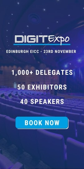Scotland's largest IT & Digital Showcase is back! 23rd November - Book your FREE ticket now!