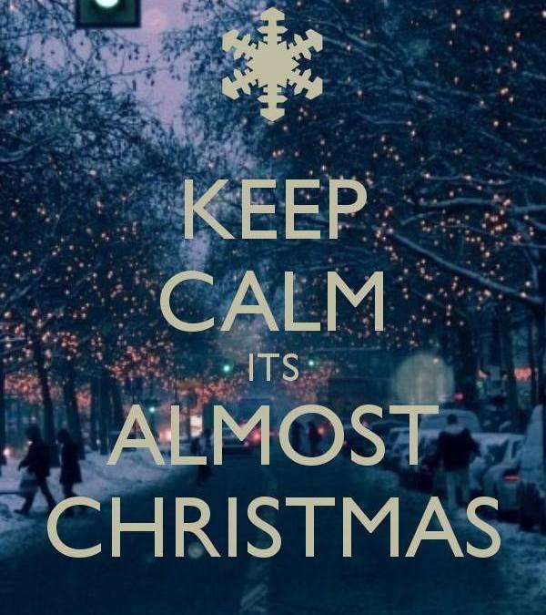 Kerstklei en kerstbomen!