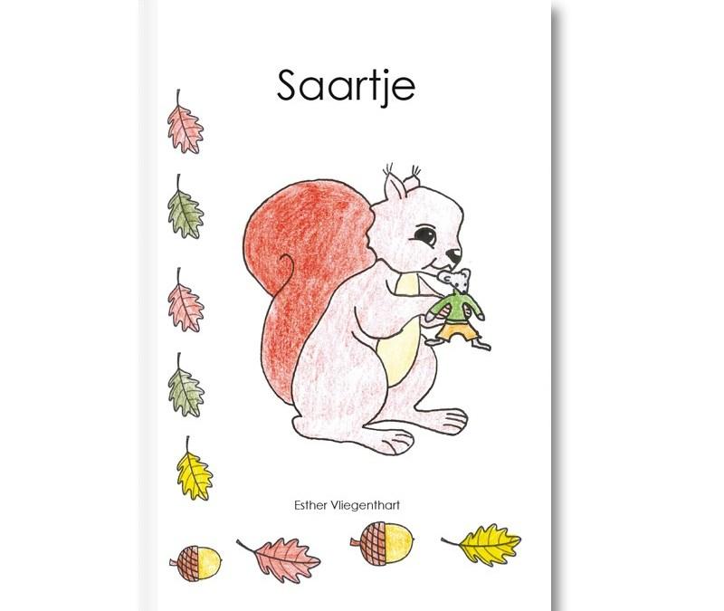 Saartje: een prentenboek voor kinderen met taal- en prikkelverwerkingsproblemen