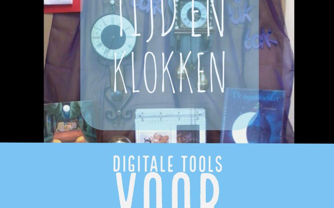Digitale tools voor thema tijd en klokken