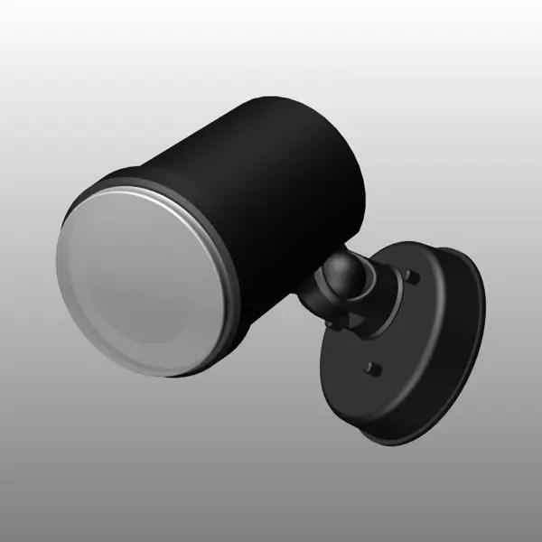 formZ 3D エクステリア 照明器具 スポットライト