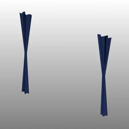 formZ 3D インテリア カーテン curtain