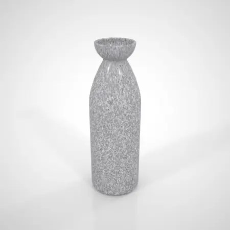 無料,商用可能,フリー素材,formZ,3D,インテリア,interior,食器,tableware,sake pitcher,とっくり,灰色の模様のある2合の徳利