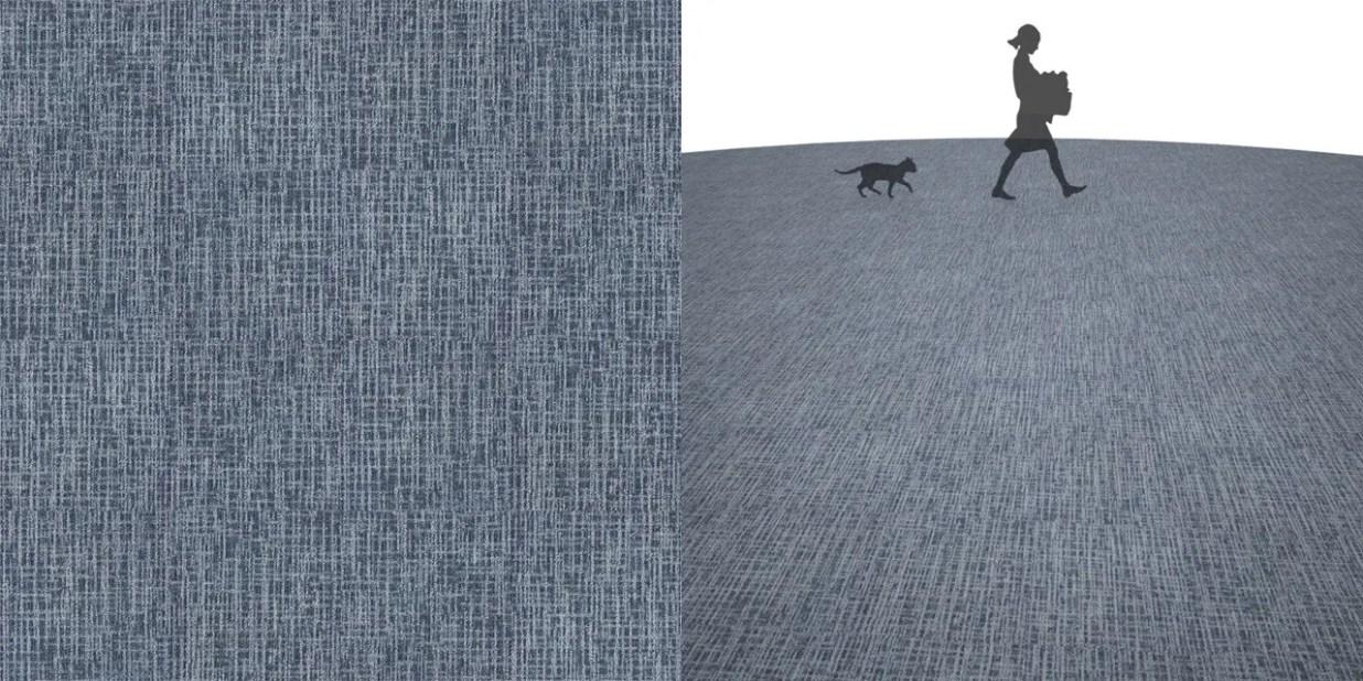 タイルカーペットのシームレステクスチャー丨床材 流し張り丨無料 商用可能 フリー素材 フリーデータ丨サンゲツ NT878