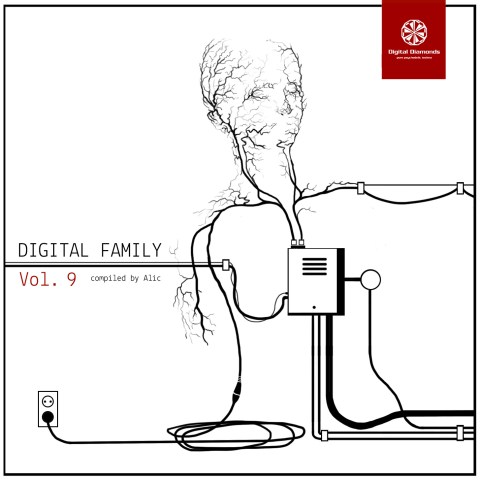 V.A. – Digital Family Vol. 9 – compiled by Alic