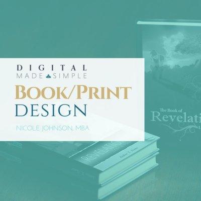 Book/Print design