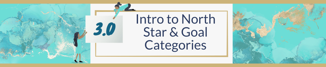 3.0 Intro to North Star & Goal Categories