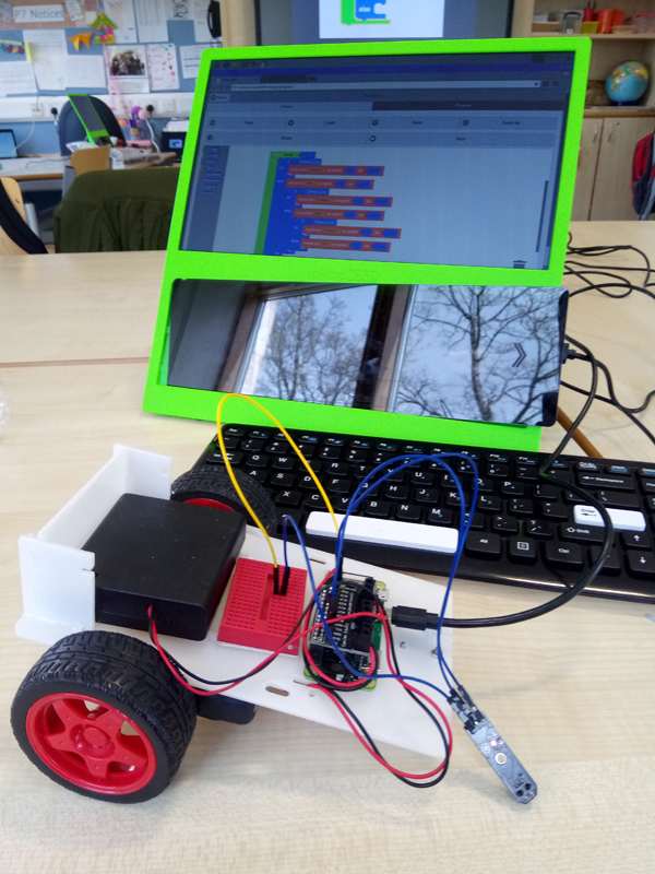 Rover & Raspberry Pi set up for programming