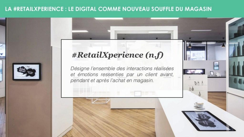 Infographie : Les enjeux de l'expérience en magasin