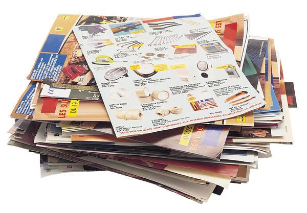 Monoprix supprime les catalogues papiers