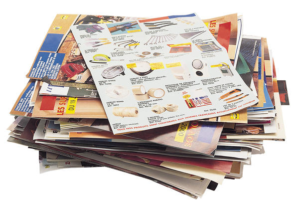 Monoprix supprime les catalogues papiers