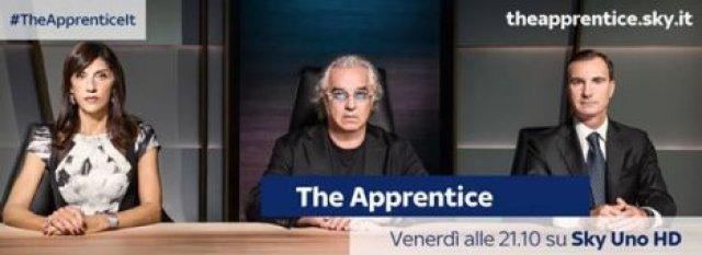 Il boss Flavio Briatore con The Apprentice in esclusiva sulla ...