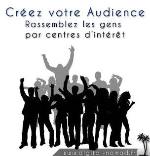 Audience d'un blog