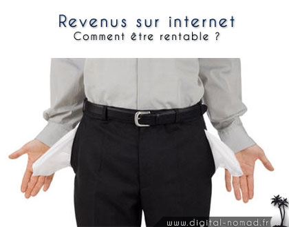 revenus internet