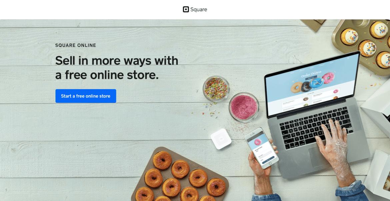 e-Commerce Website Builder Square Online