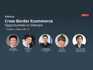 Webinar: Cross Border Ecommerce Opportunities in Vietnam | Digital 38
