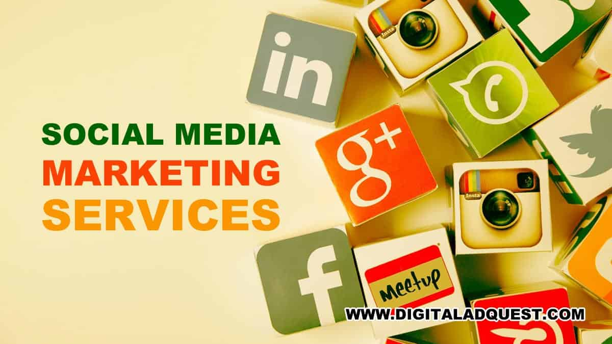 Social Media Marketing Services In Delhi India