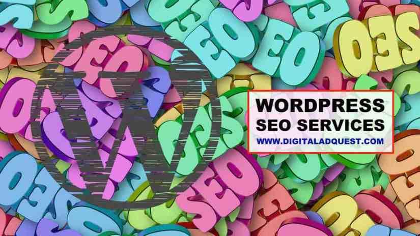 WordPress SEO Services In Delhi, India