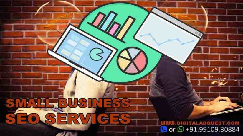 Small Business SEO Services In Delhi India