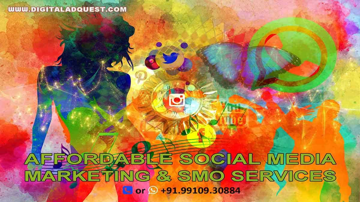 Social Media Marketing Packages, SMO Packages in Delhi, India